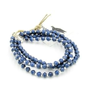 Jewelry - Navy Vincent Bracelet